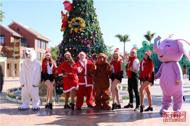 12月20日-25日圣诞狂欢节期间,寻找圣诞老人,圣诞迎宾乐队,动物欢乐家