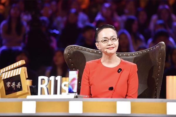 章子怡在《演员的诞生》现场落泪:我们真不是在糊弄