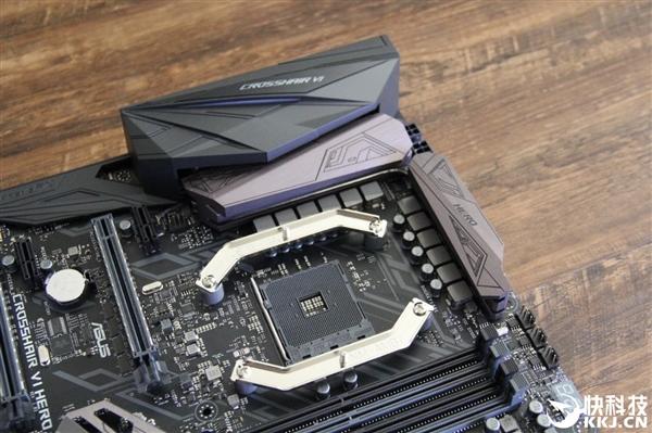Ryzen2代有福!AMD400系新主板现身自带PCIe30