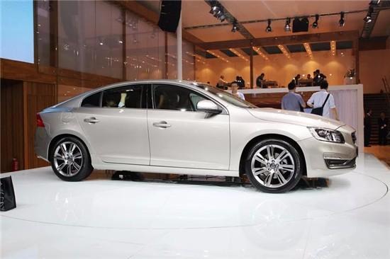 新款沃尔沃S60L让你拥有梦想般的豪华车 新车选它不会错