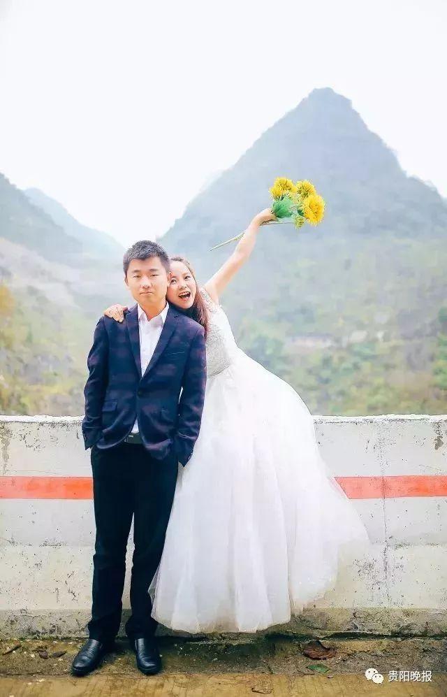 贵州这位90后乡村女教师的婚纱照火了!人民日报