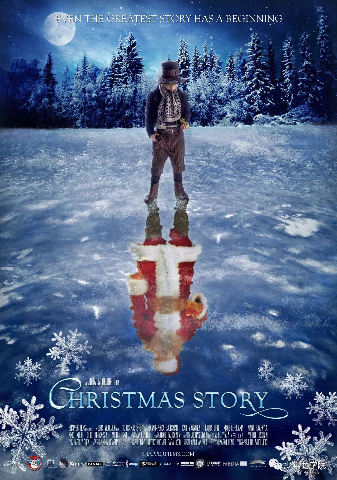 10部让人心生暖意的经典圣诞电影