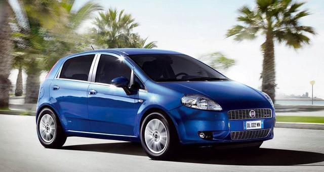 欧洲15款新车安全性测试,最不安全的居然是菲亚特?