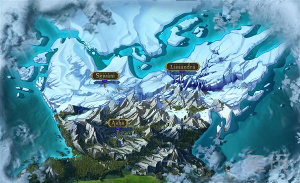 瓦罗兰并非唯一大陆 新世界地图将上线图片