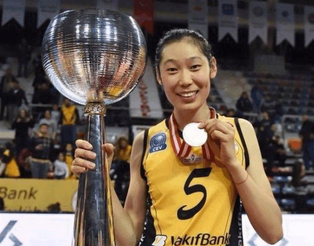 朱婷又获MVP!日本女排不满:中国女排个大脑子不灵活!