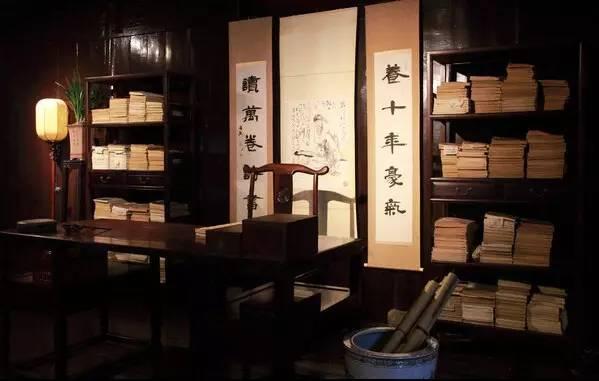 千古妙对:中国古代文豪书房对联