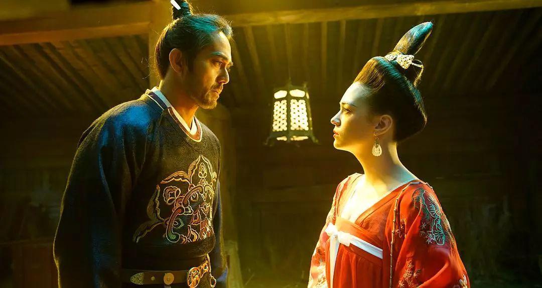 《妖猫传》是陈凯歌继《荆轲刺秦王》以来的最跟美女细高跟鞋性感图片