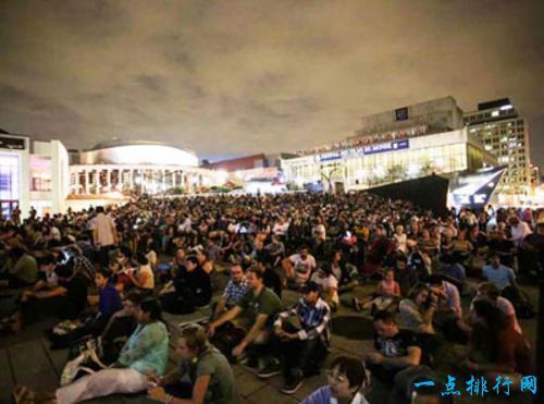 世界十大著名电影节 全球知名的电影节