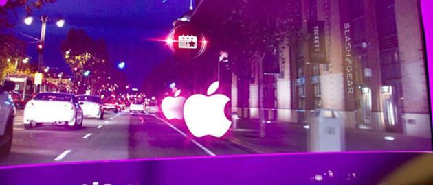 苹果申请自主导航系统专利 更加人性化