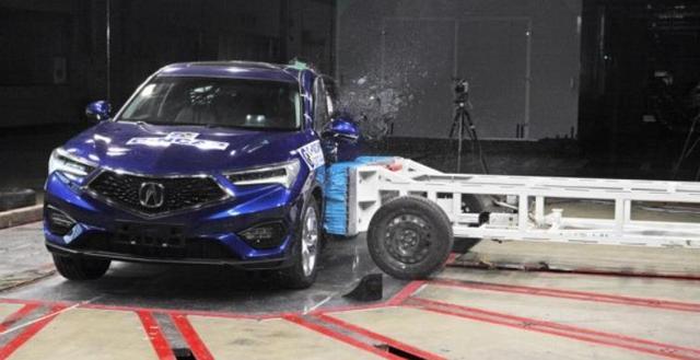 2017最后一批新车安全碰撞成绩出炉,只有两款获四星