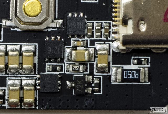 罗马仕iphone x拍立充无线移动电源拆解