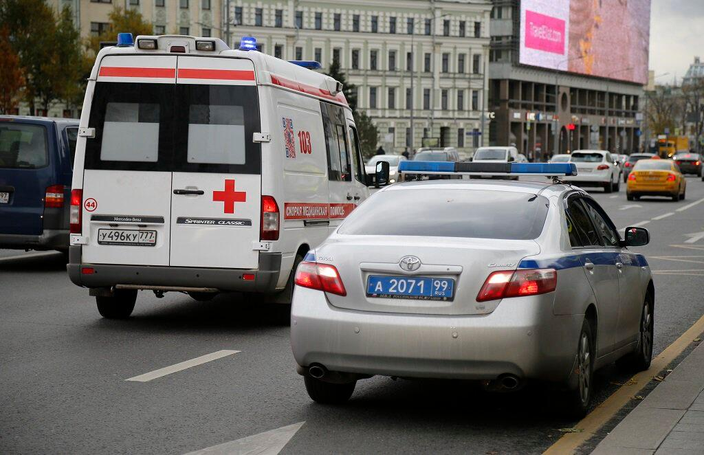 莫斯科北部一所公寓产生枪击事件,至少四人死亡