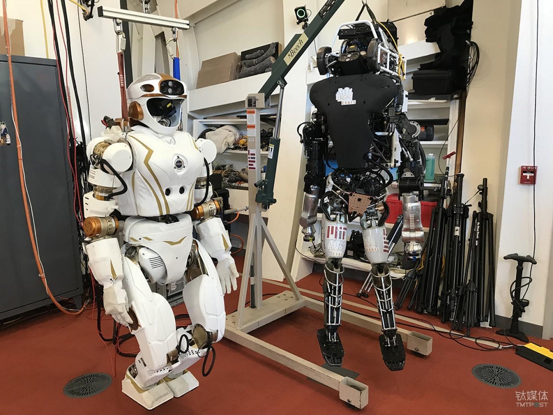 MIT人工智能实验室一角