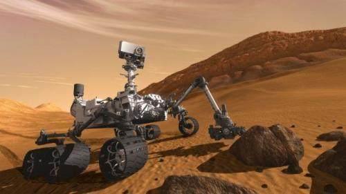 火星火山口中发现重要生命组成物质硼酸盐2