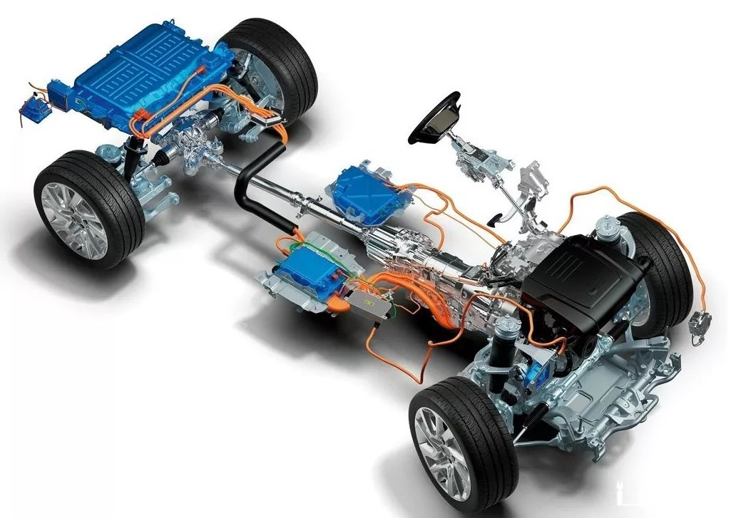 17款路虎创世油电混合动力让利手续齐新能源汽车的热潮