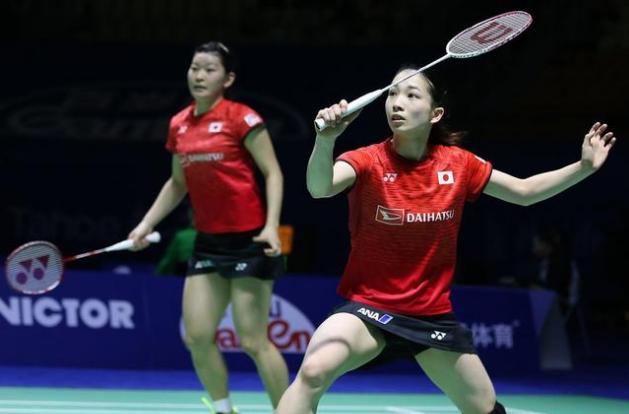 日本羽毛球女双厚度已超中国 国羽一壮举被取代