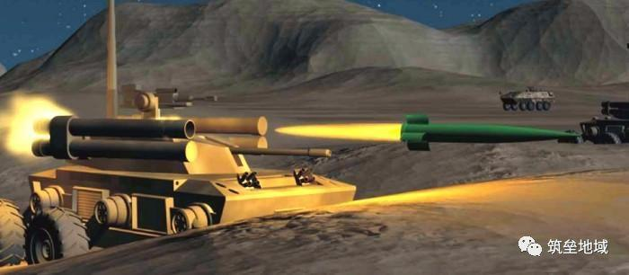 一发就能打碎坦克炮塔:美军疯狂的动能反坦克导弹