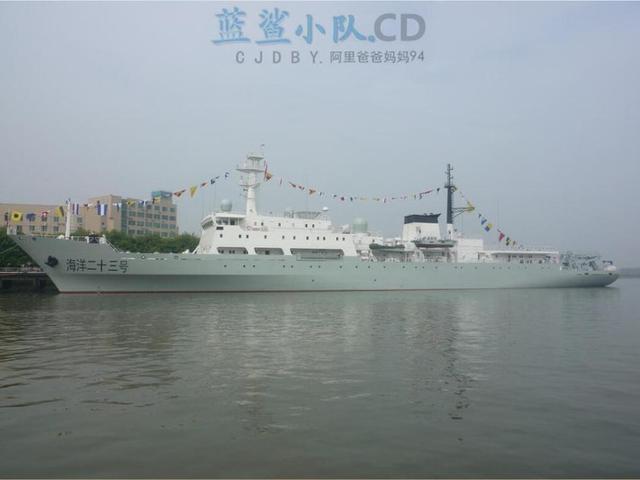 """中国海军""""钱学森""""船和姐妹舰们不简单,意义不亚于航母"""