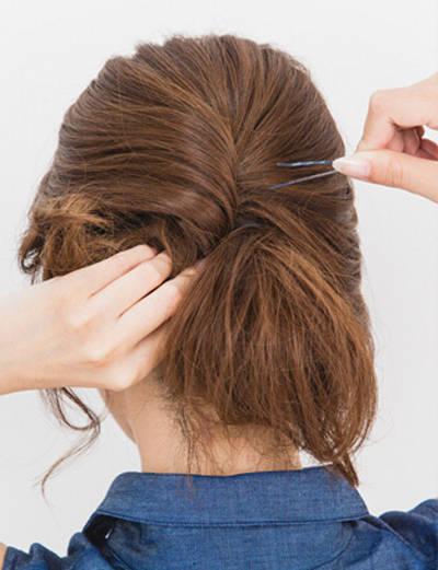 发型、马尾、鱼骨头、丸子辫、侧编发各种惹眼显头圆的短发短发男图片