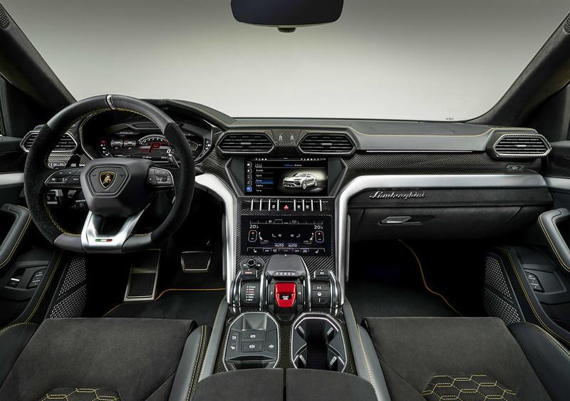 兰博基尼最帅SUV来袭,中国售价最高,是中国人的钱好赚吗?