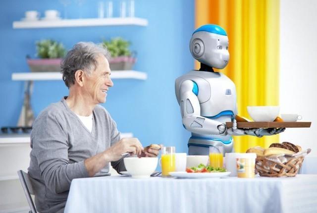 技术突破!智能机器人产业井喷式爆发在即