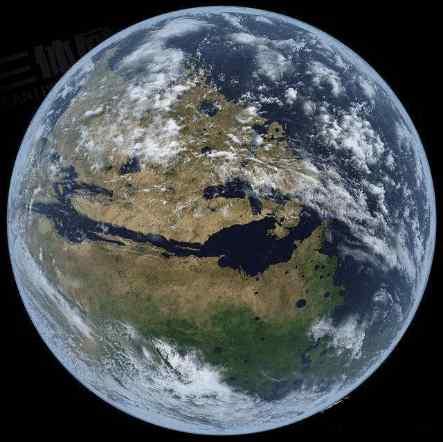 远古火星遭毒手变成干涸星球,地球也可能遭此劫
