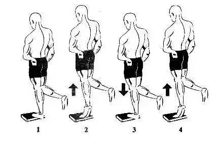 而很多老人脚部还没练好,足跟都不稳,腿没劲儿,就性子急快跑快走了,有