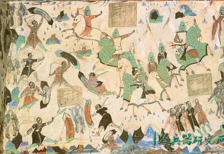 《琅琊榜2》里的罗马式大盾网名阵还原南北朝龟甲情趣用品微卖信图片