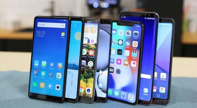 2017 年手机出货量统计出炉