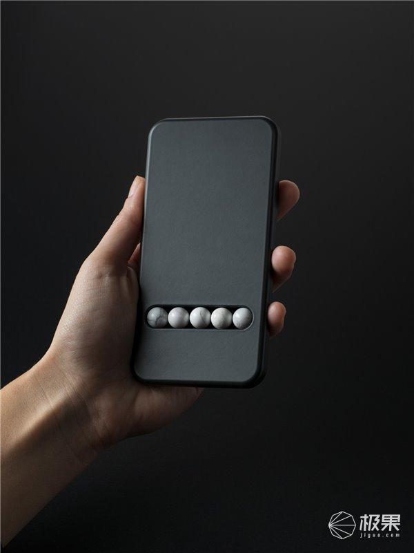 沉迷手机?试试这什么配置也没有的手机