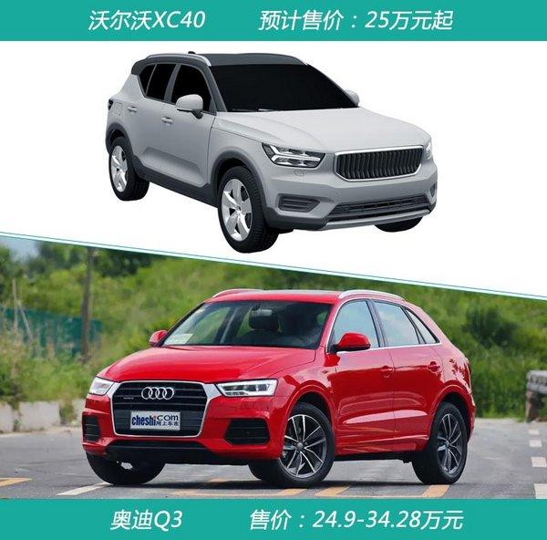 """沃尔沃""""小""""SUV先进口后国产 预计25万元起售-图7"""