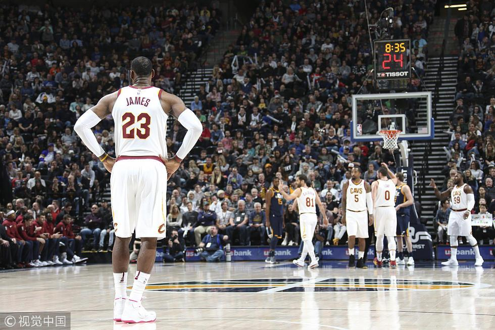 跑狗报引争议!NBA最新实力榜 火箭跌出前三骑士仅第六