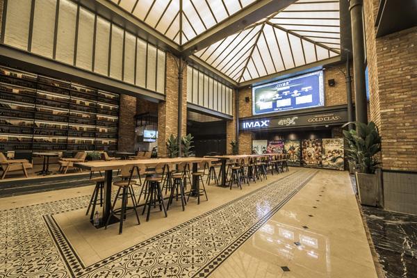 全球排名第5高端影院品牌CGV影城中国第100号门店盛大启幕