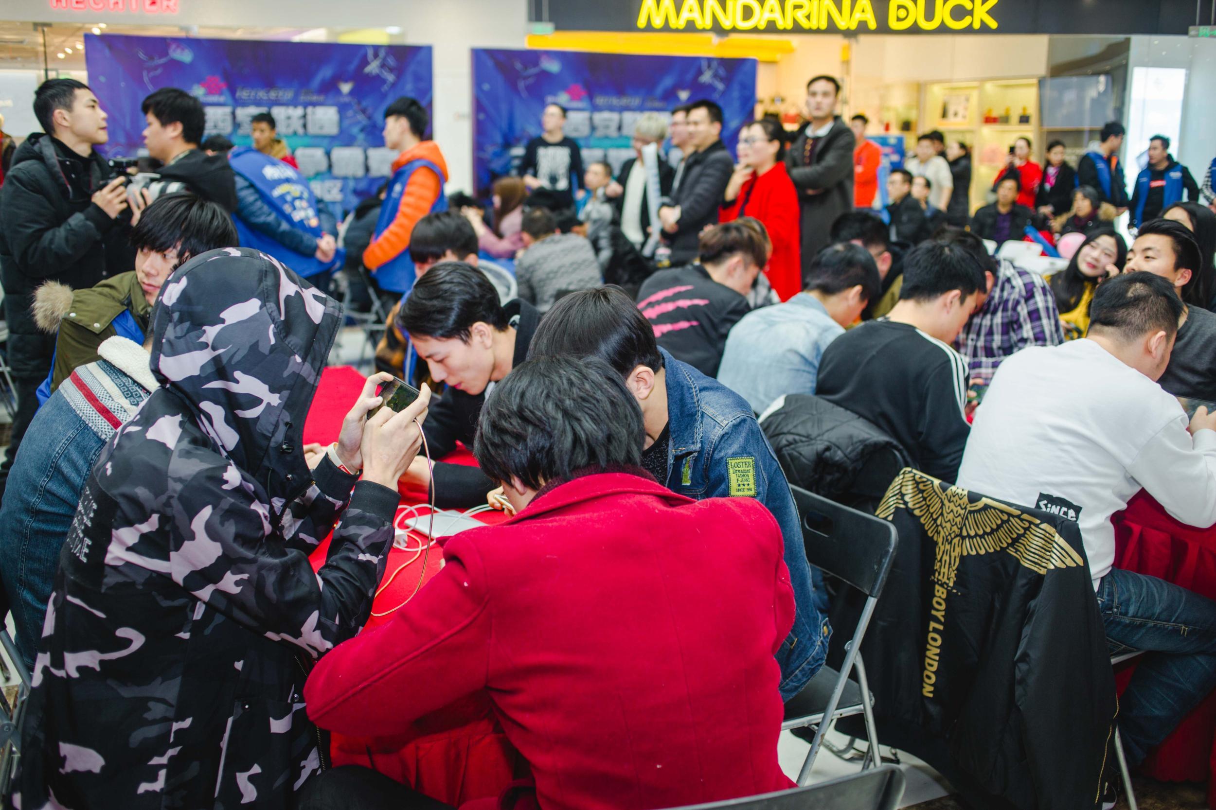 香港六合新年一起和《王者荣耀》嗨翻天