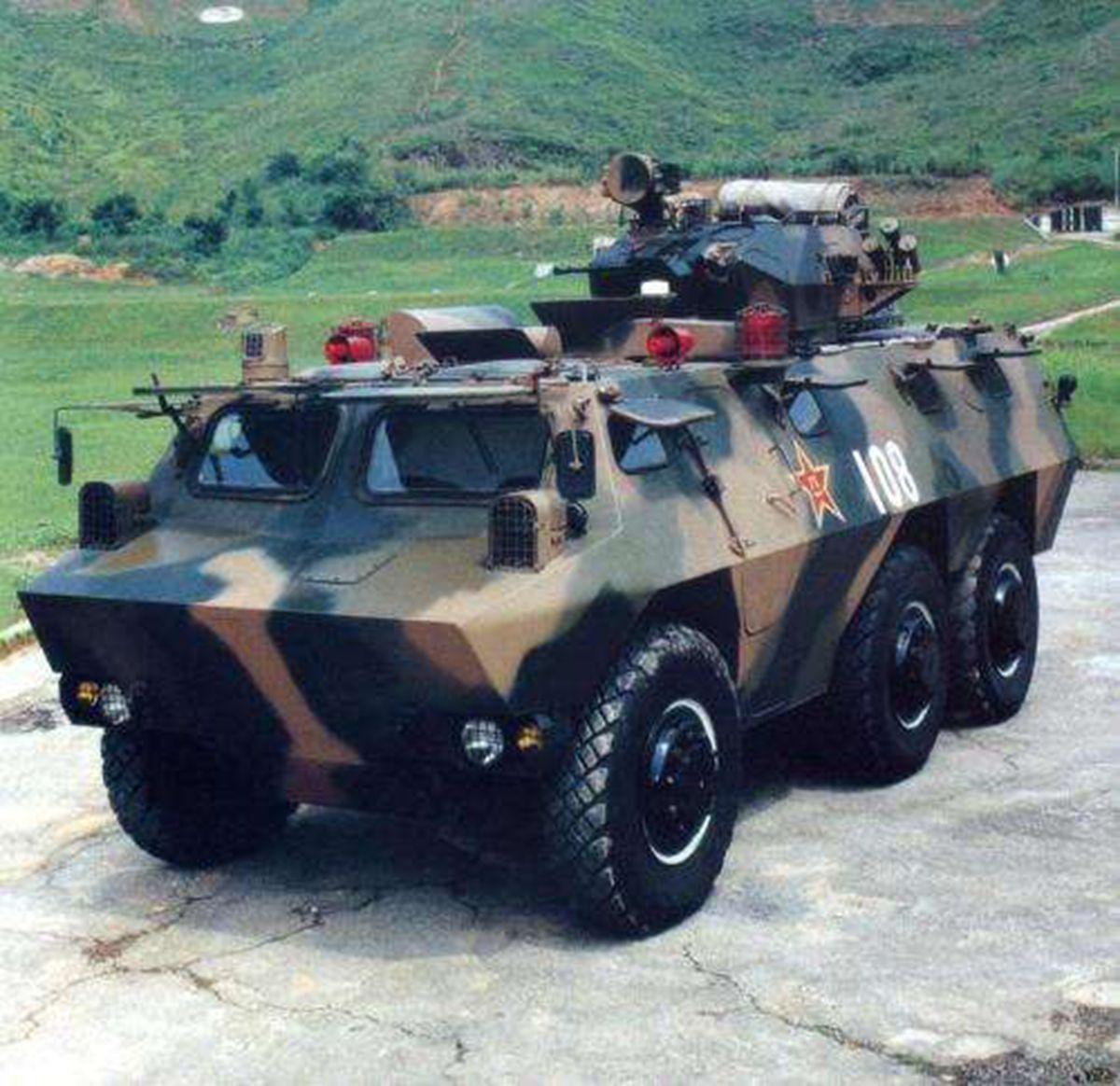 为什么轮式战车越来越多?军用轮胎技术发展的太快