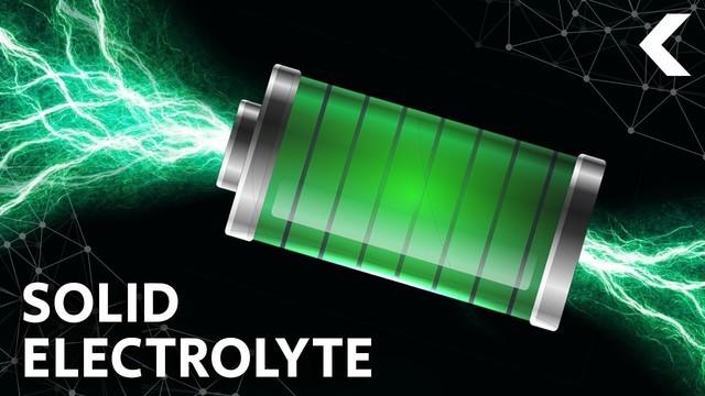 固态电池发展势头良好 推广应用可期