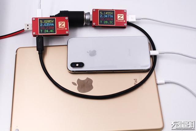 首款USB PD+QC3.0迷你金属车充开箱评测