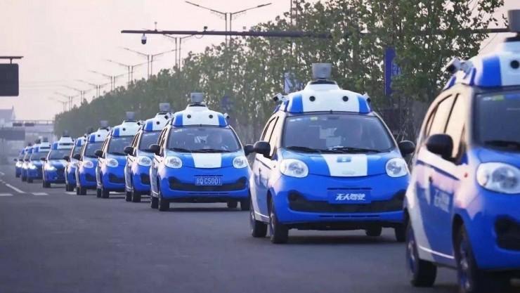 北京顺义:首个无人驾驶试运营基地落户