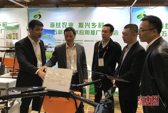"""农业""""五新""""技术应用推广对接会在晋江举行"""
