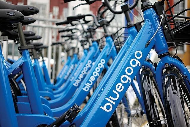 滴滴与ofo闹掰 于是小蓝单车绝处逢生?