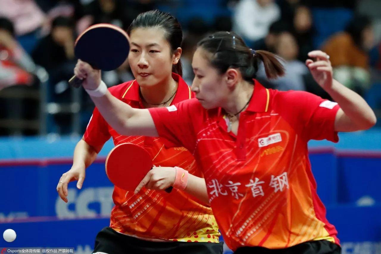 丁宁带病出战不敌小将 王曼昱两分率队险胜北京