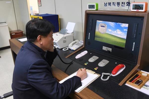 """韩媒:朝鲜央视首次使用""""文在寅总统""""称呼(图)"""
