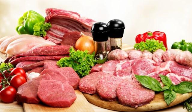 动物性食物是最佳选择 人体对动物性食物中的铁的吸收率是植物源食物
