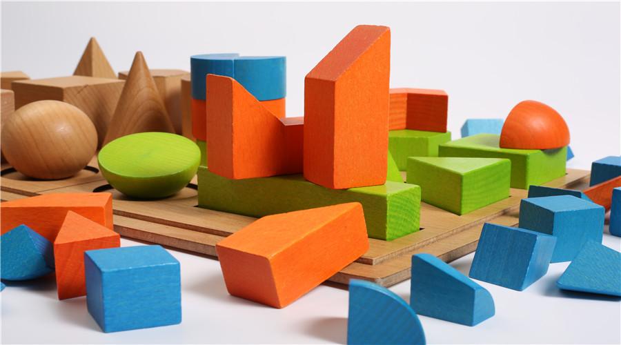 ,游戏和生活是孩子数学思维发展的主要途径