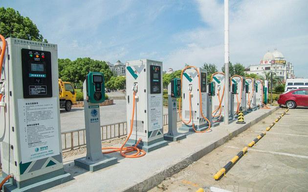 北京公共充电桩完成新国标升级 1.2万个