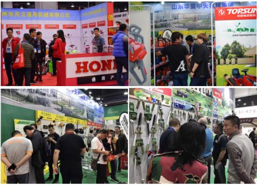踏雪寻梅广州国际园林机械与园艺工具展3月再现辉煌