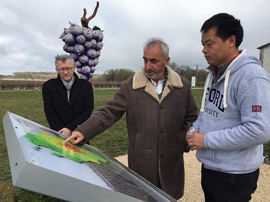 法国歌朗诗庄园干邑洋酒登录中国市场入住京东