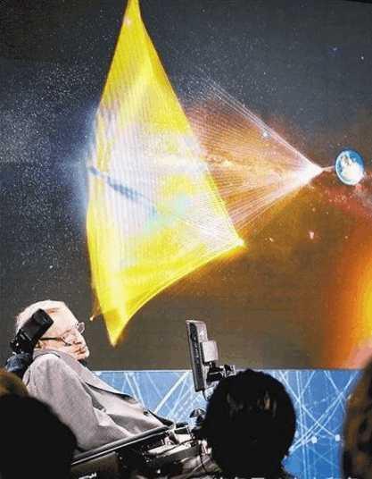 NASA与霍金的首次合作,打造能自我修复的飞行器
