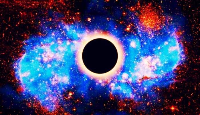 天眼发现银河系时空裂缝,穿越多维空间或将成真图片