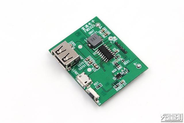 1,188数码管电量显示方案demo